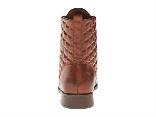 Kenneth Cole Woman Luggage Riding PU Boots