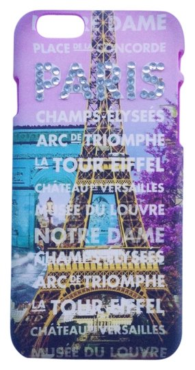 Preload https://item5.tradesy.com/images/purple-white-pink-blue-new-in-the-packaging-paris-case-tech-accessory-14848189-0-1.jpg?width=440&height=440