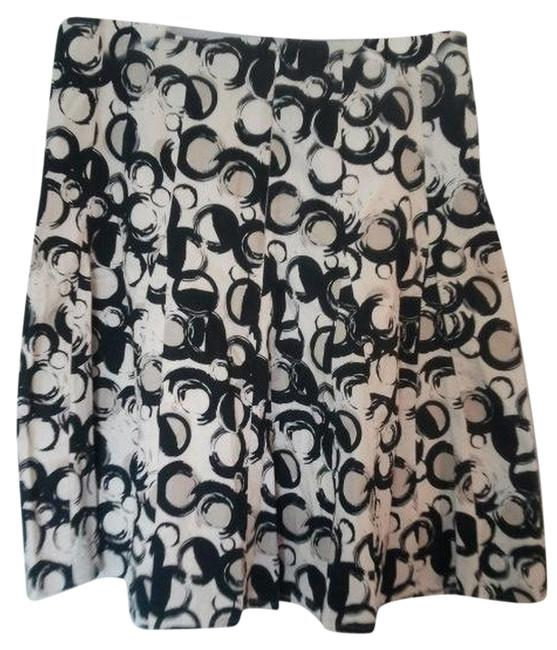 The Limited Skirt black, creme