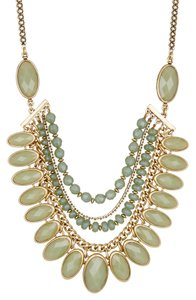 Lucky Brand Lucky Brand Mint Collar Necklace