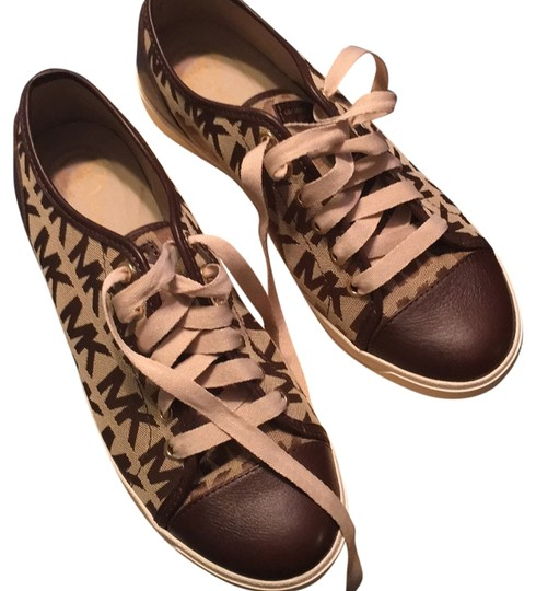 Preload https://img-static.tradesy.com/item/14849638/michael-michael-kors-mocha-monogram-jacquard-sneakers-size-us-95-regular-m-b-0-1-540-540.jpg