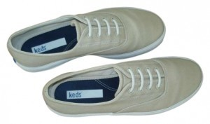 Keds Beige Athletic