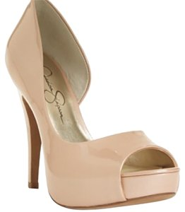 Jessica Simpson Cream Formal