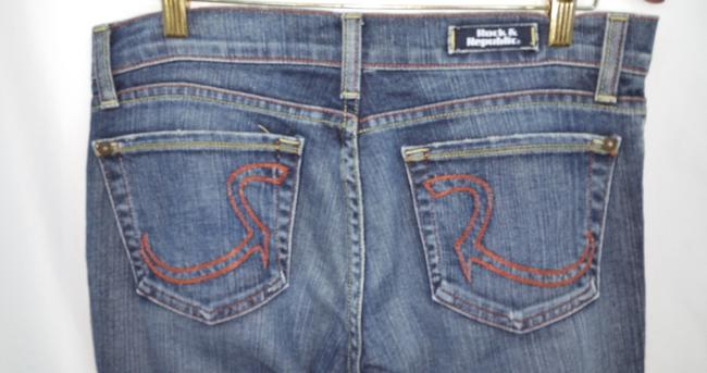 Rock & Republic Blue Denim Jeans Straight Pants