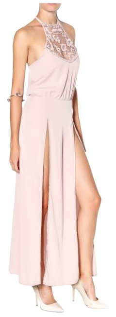 Blush Maxi Dress by Solemio