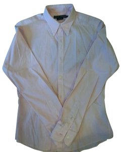 Ralph Lauren Button Down Shirt light pink