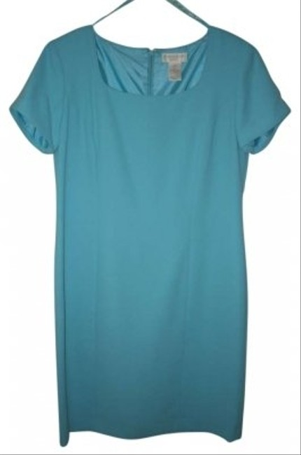 Worthington short dress Light Blue on Tradesy