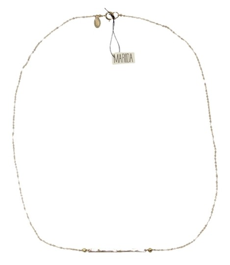 Preload https://img-static.tradesy.com/item/14852113/gold-hammered-14k-filled-horizon-necklace-0-1-540-540.jpg