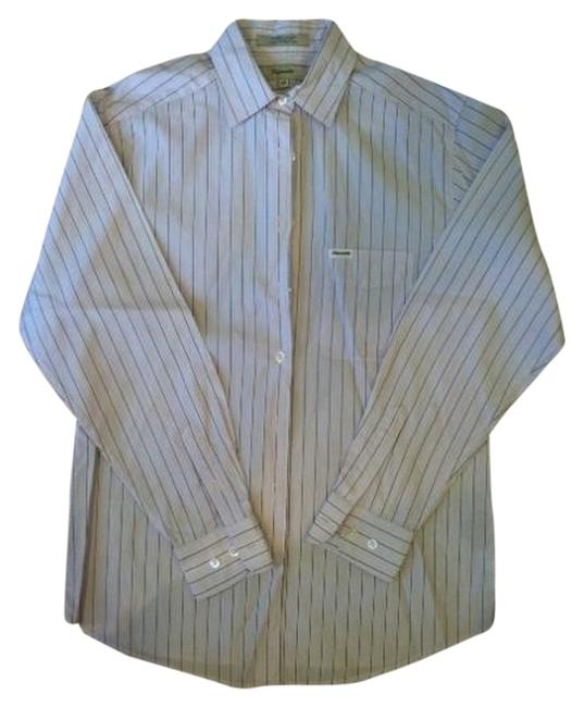 Preload https://item5.tradesy.com/images/faconnable-light-pink-striped-button-down-top-size-2-xs-1485219-0-0.jpg?width=400&height=650