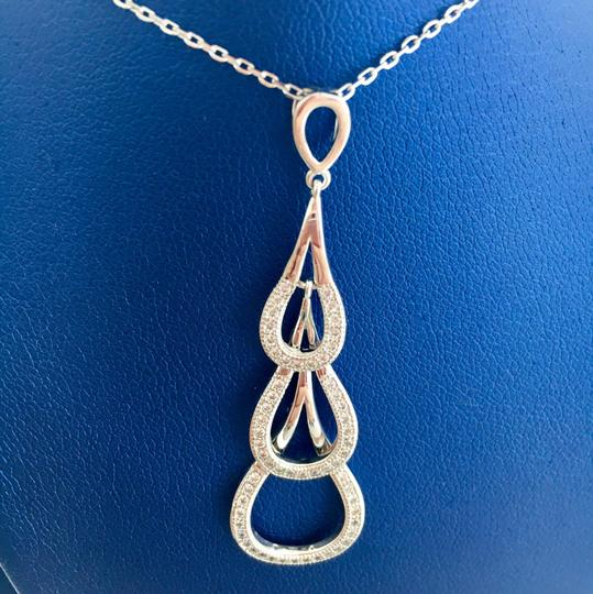 Other Sterling Silver Hanging Necklace