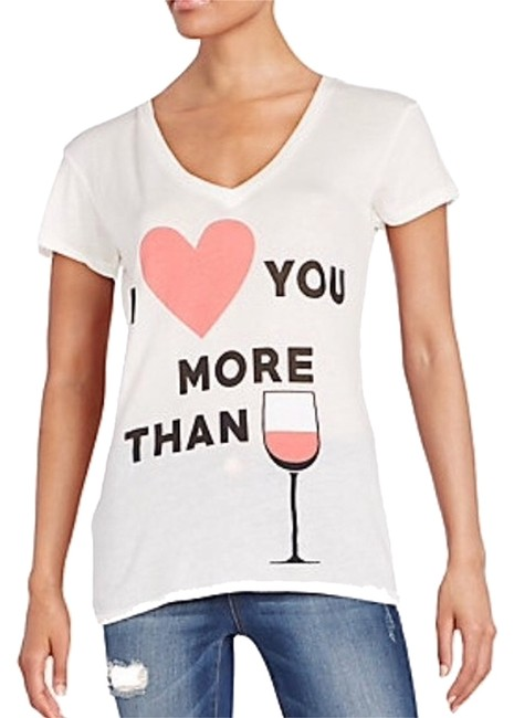 Preload https://item5.tradesy.com/images/wildfox-love-you-more-than-wine-tee-shirt-size-6-s-14852689-0-1.jpg?width=400&height=650