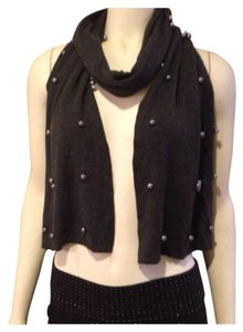 Beautiful Dark Gray Scarf