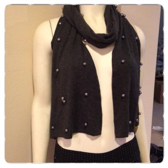 Other Beautiful Dark Gray Scarf