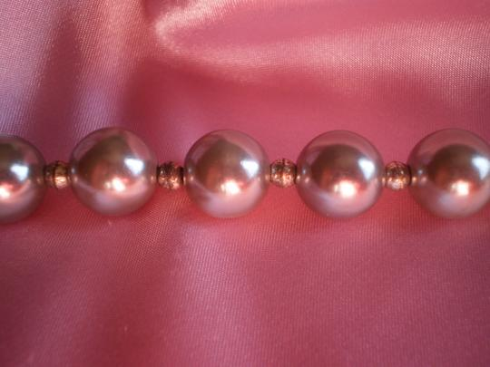 Other Silvery Beads Necklace