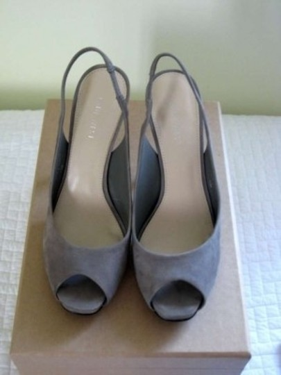 Nine West Soft Grey Pumps