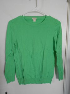 J.Crew Crewneck Cotton Spring Sweater