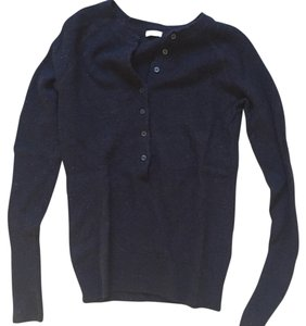 J.Crew Henley Wool Sweater