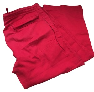 Zara Other Rag & Bone Jeans Trouser Pants Red