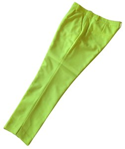 SuperTrash Capri/Cropped Pants Neon Lime