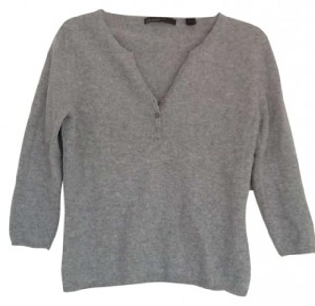 Preload https://item4.tradesy.com/images/lord-and-taylor-gray-cashmere-sweaterpullover-size-4-s-148543-0-0.jpg?width=400&height=650