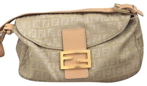 Fendi Satchel in Nude