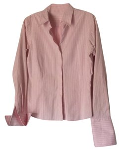 Thomas Pink Button Down Shirt Pink