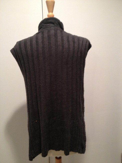 Romeo & Juliet Couture Vest Oversized Sweater