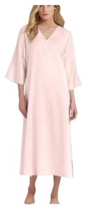 Pink Maxi Dress by Natori Charmeuse Robe