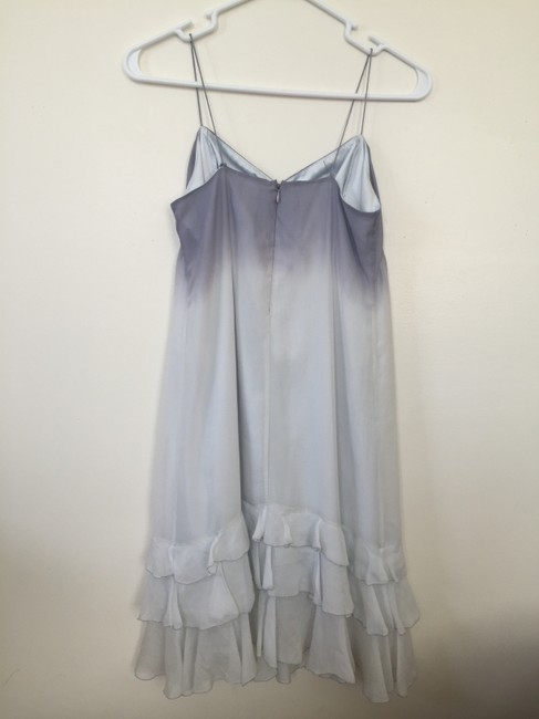 Rebecca Taylor Evening Party Ruffle Dress