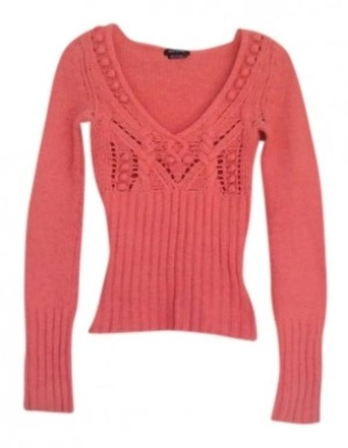 Preload https://item2.tradesy.com/images/buffalo-david-bitton-pink-sweaterpullover-size-0-xs-148566-0-0.jpg?width=400&height=650