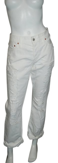 Preload https://item1.tradesy.com/images/levi-s-white-62-distressed-wholes-rolled-bottom-straight-leg-jeans-size-30-6-m-14856640-0-1.jpg?width=400&height=650
