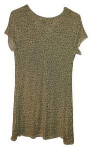Apt. 9 short dress Grey Leopard on Tradesy