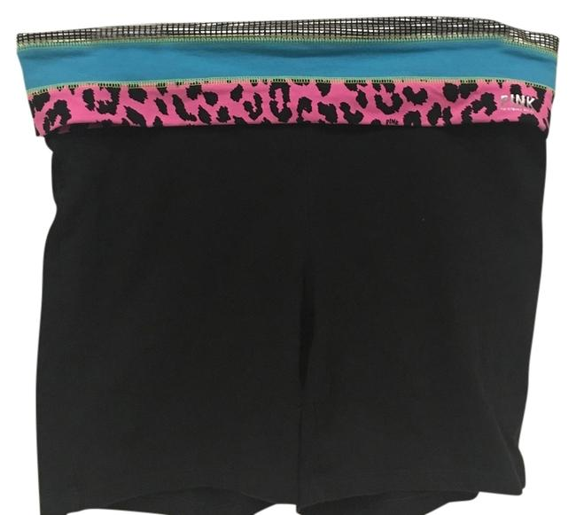 Preload https://item3.tradesy.com/images/pink-black-blue-green-silver-activewear-shorts-size-10-m-31-14857147-0-1.jpg?width=400&height=650