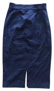 Versace Skirt Navy