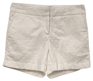 Cynthia Rowley Mini/Short Shorts White