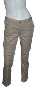 JOE'S Jeans Joes Womens Pea Green Cargo Pants beige