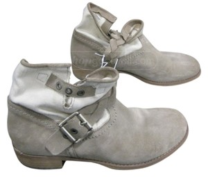 Cordani Suede Italy Taupe/Beige Boots