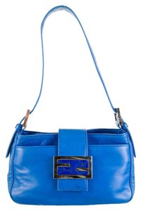 Fendi Mini Leather Baguette