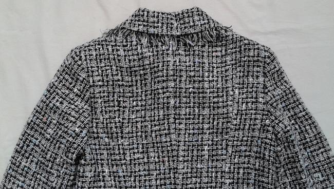 Jones New York Black / White / Pastel Jacket