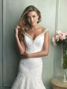 Allure Bridals 9111 Wedding Dress