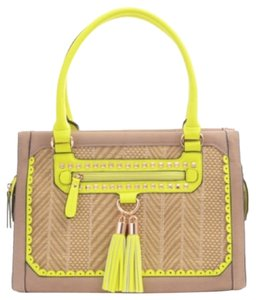 Melie Bianco Tote in Yellow