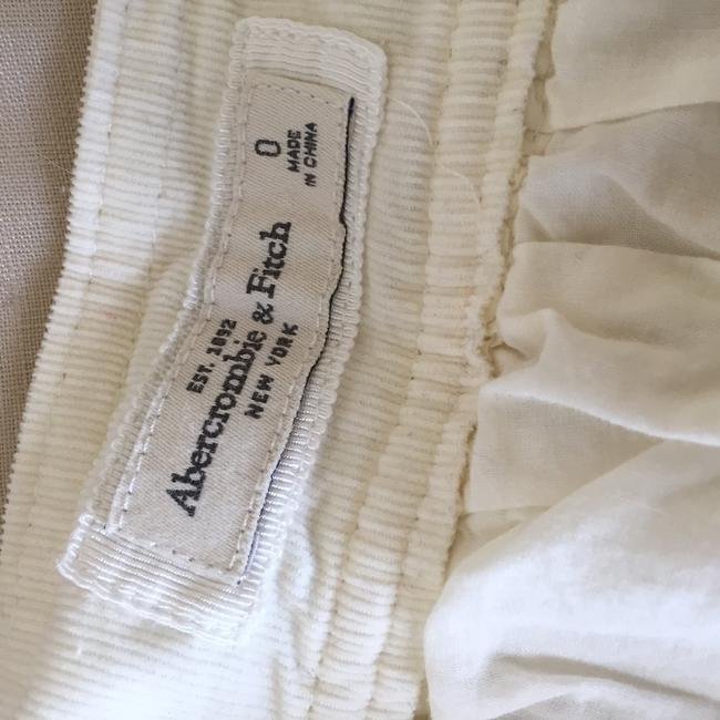 Abercrombie & Fitch Skirt Ivory