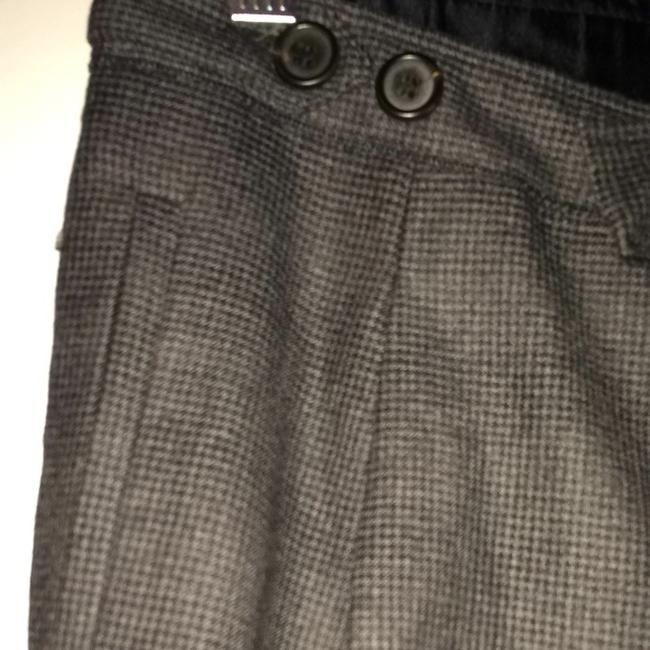 Miu Miu Capris Grey Black