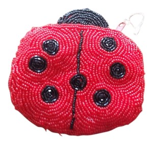 Other Ladybug Beaded Coin Purse