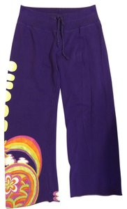 Lucky Brand Athletic Pants Purple