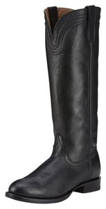 Ariat About Town Western Western Black Boots