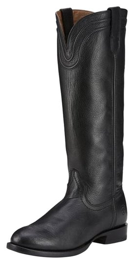 Preload https://item5.tradesy.com/images/ariat-black-about-town-10016427-bootsbooties-size-us-9-regular-m-b-14859979-0-1.jpg?width=440&height=440