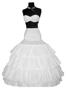 Merry Modes Four-bone Hoops Gripper Waist Crinoline GW1275 Size L/XL