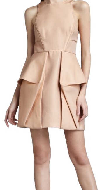 Preload https://img-static.tradesy.com/item/14860663/tibi-blush-simona-above-knee-cocktail-dress-size-6-s-0-1-650-650.jpg