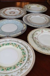Mismatched China For Rent In Dc Metro Area